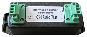 HQ5.0 TIS Audio Filter